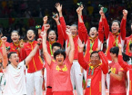 中國女排:讓人們心潮澎湃38年