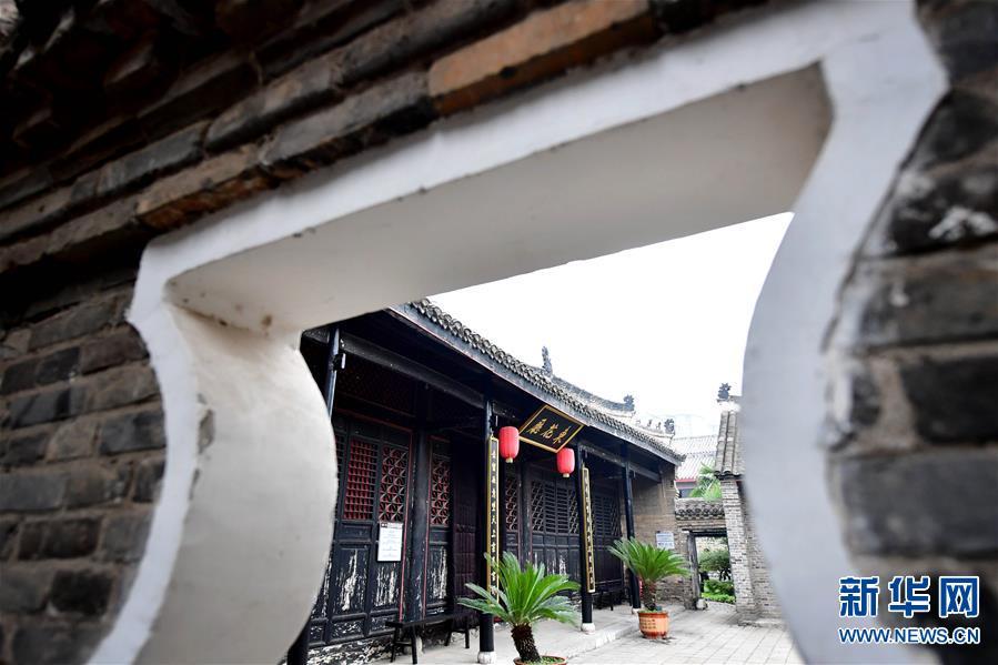 (新华视界)(9)河南内乡县衙:我国保存较完整的封建时代县级官署衙门