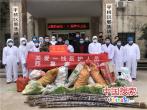 信阳平桥区:关爱一线医务工作者 邢集在行动