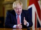英国累计新冠死亡病例超6000 首相状态稳定