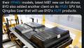 傳比亞迪將為福特供應電池