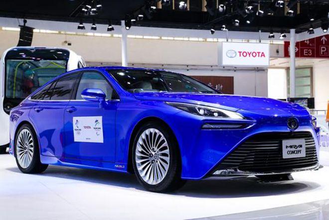 全方位電動化車型集體亮相 豐田北京車展陣容