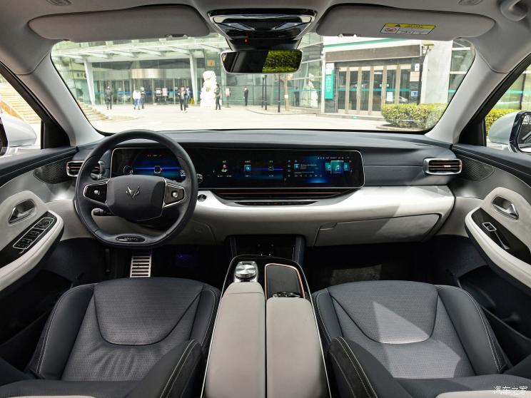 北汽新能源 极狐 阿尔法S(ARCFOX αS) 2021款 试装版