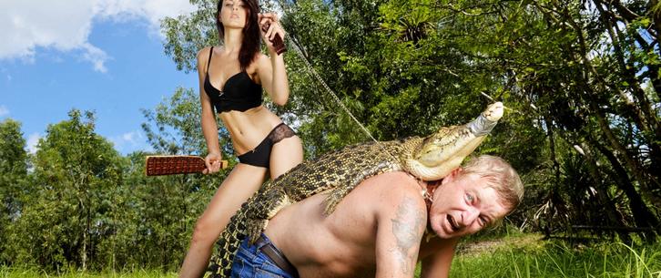 澳大利亚男子用鳄鱼皮打造性玩具惹争议