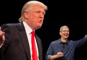 苹果和富士康考虑投70亿美元在美国建面板厂