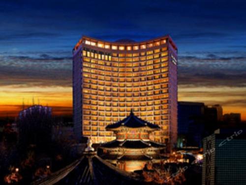 科技与传统的结合 拥有悠久历史文化的豪华酒店