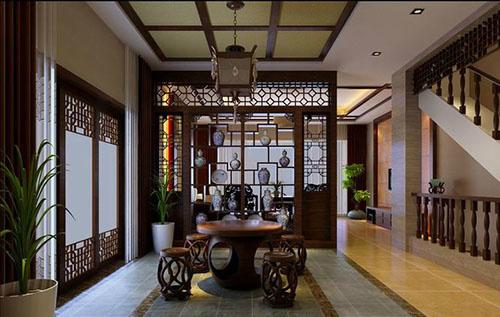 引人瞩目的简中式客厅装修效果图 赶快收录图片