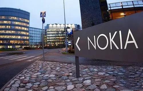 现在,诺基亚终于又换回自己的标志