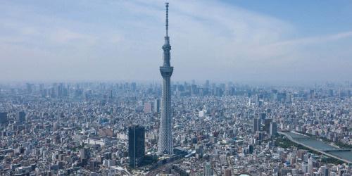 世界五大最高建筑巍峨壮观
