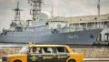 俄军间谍船再次抵近美国东海岸 最近时只有20英里