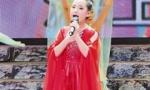 """中国少儿歌曲卡拉OK电视大赛 10岁女孩唱响""""快乐阳光"""""""