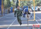 """中国西南地区搜救犬昆明集训 磨练""""十八般武艺"""""""