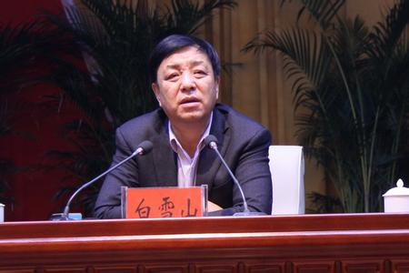 宁夏原副主席白雪山受贿案开庭 被指受贿3800余万