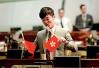 香港侮辱国旗议员被捕 若入罪或失立法会议席
