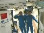 """""""天神""""任务圆满完成 两名航天员18日晚返京"""