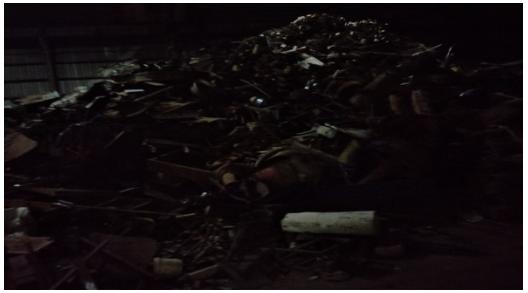 莘县山东古云镇一生产概况非法污染地条钢谁是幕后保护伞?生姜产业我国企业图片