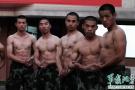 新兵变身肌肉型男
