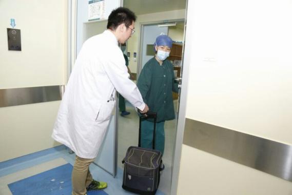 从遵义到杭州,两座城市经历一场跨越3000公里生命保障接力赛