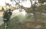 北京消防洒水增湿降低火灾隐患
