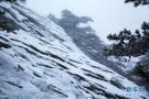 黄山迎来今冬初雪