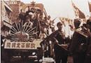 解放军入北京城旧照