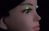 日本研发出LED假睫毛 简直美翻了!