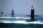 """国台办是这样回应有关""""大陆海军核潜艇绕台""""这事的"""