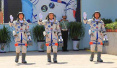 中国航天员大队20年在太空绘画
