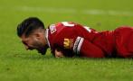 英超-菲尔米诺中柱 垫底球队斯旺西爆冷击败利物浦