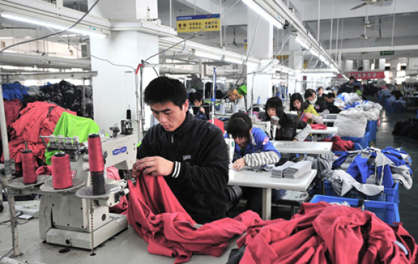 249.08亿元资金退场 纺织服装成唯一资金净流入板块