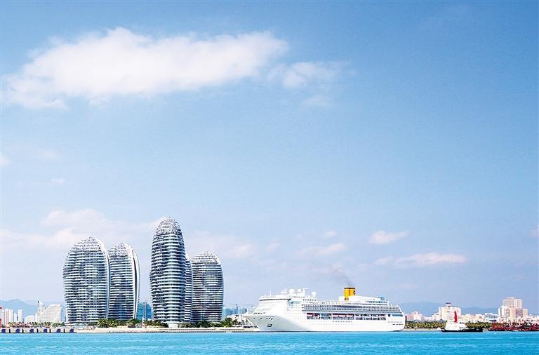 北京pk10的8码稳赢公式:海南今冬邮轮游市场升温 加密至越南、菲律宾航线