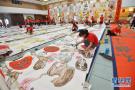 马来西亚:绘画迎新春