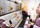 盲童的钢琴梦