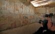埃及考古学家发现古墓丽影 政府希冀提振旅游业