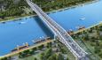 宁波三官堂大桥项目取得重大进展 主桥墩桩机进场施工