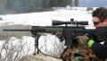 乌克兰将列装美式狙击步枪 号称能压制俄军神枪手