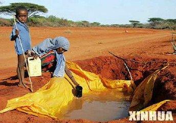 """金沙国际娱乐网站:南非用水遇""""大危机"""" 干旱已进入国家灾难状态"""