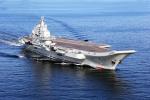 辽宁舰再穿台湾海峡 法媒:北京对分裂国家活动发警告