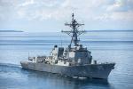 美军舰擅入南海岛礁邻近海域!国防部:严重挑衅