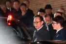 朴槿惠听说李明博也出事了 一言不发毫无反应