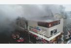 普京:造成克麦罗沃大火的主要原因是玩忽职守