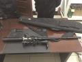 男子为打猎竟网购零件自己组装2支气枪