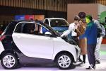 美翻了 南京国际节能与新能源汽车展览会让你大开眼界