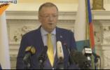 俄驻英大使再次举行发布会介绍叙利亚问题的最新进展