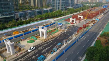 北园高架将直达西站 济南首条纵贯东西城快速路来了