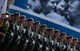 【组图】俄罗斯举行红场阅兵纪念卫国战争胜利
