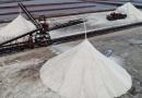 唐山:收获春盐