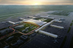 杭州萧山机场三期9月底动工 新建航站楼面积大一倍
