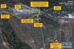 朝鲜废弃位于朝鲜东北部的丰溪里核试验场