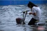 江苏25日正中暴雨中心,强雷电、大暴雨、大风都来了